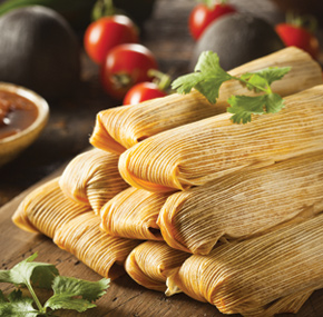 Tamales To-Go