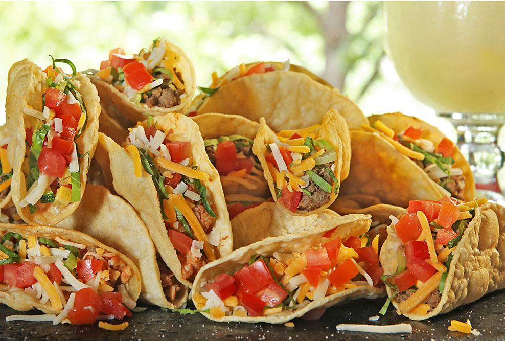 50¢ Mini Tacos