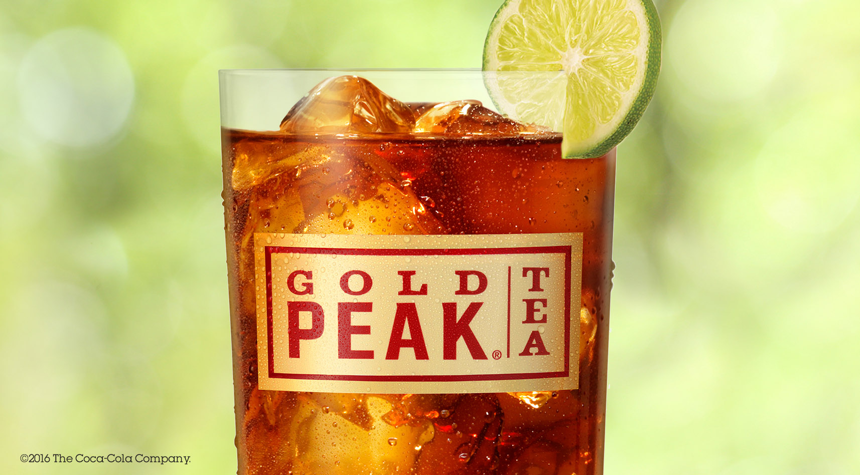 Free Gold Peak Tea