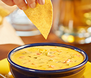 Image result for on the border queso